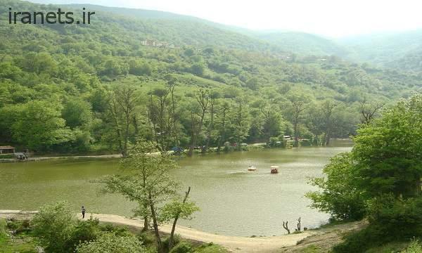 دریاچه شورمست