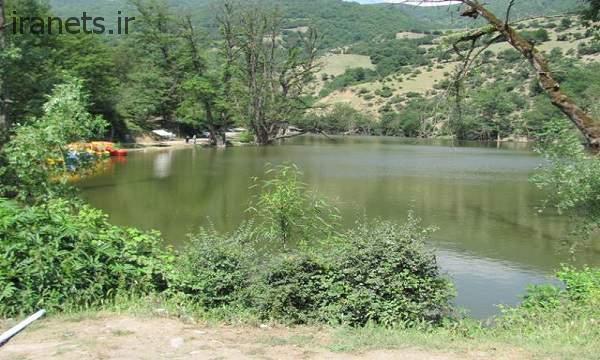 دریاچه شورمست ماهیگیری