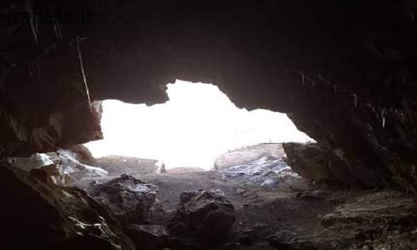 غار یخمراد چالوس