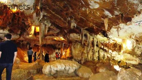 غار کتله خور گرماب