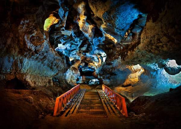 غار کتله خور راهرو