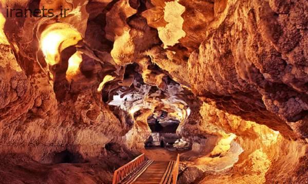 غار کتله خور ورودی