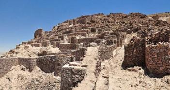 قلعه شاهدژ شهر نهبندان