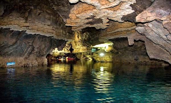 غار علیصدر- غار