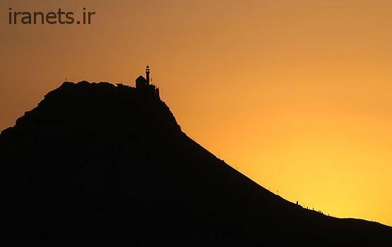 کوه خضر نبی نزدیک قم
