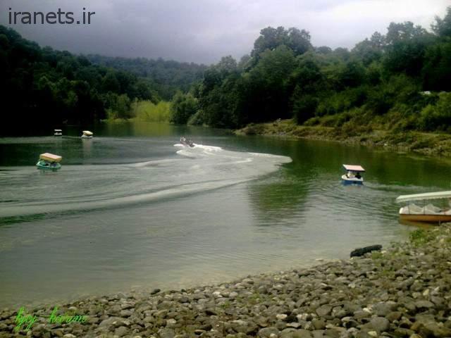 دریاچه الیمالات ماهیگیری