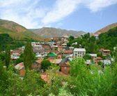 روستای برگ جهان در نزدیکی تهران