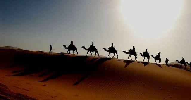 کویر مصر ایران