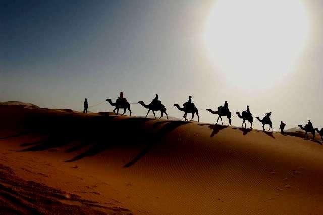 کویر مصر روستای مصر
