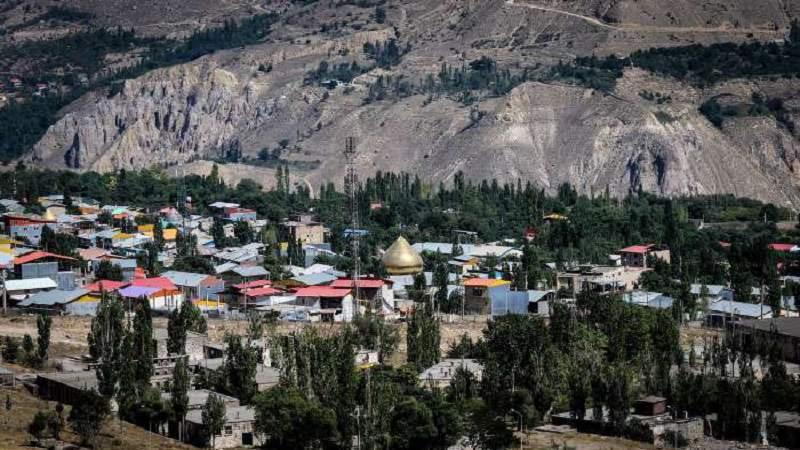 روستای آبگرم لاریجان 1