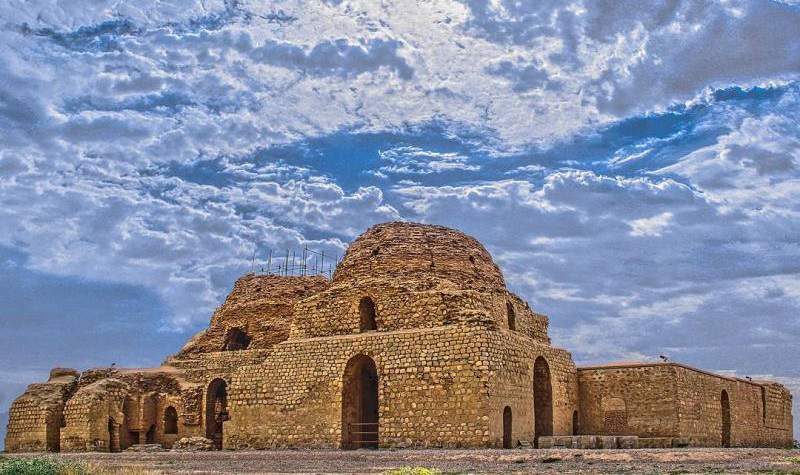 کاخ ساسان 5