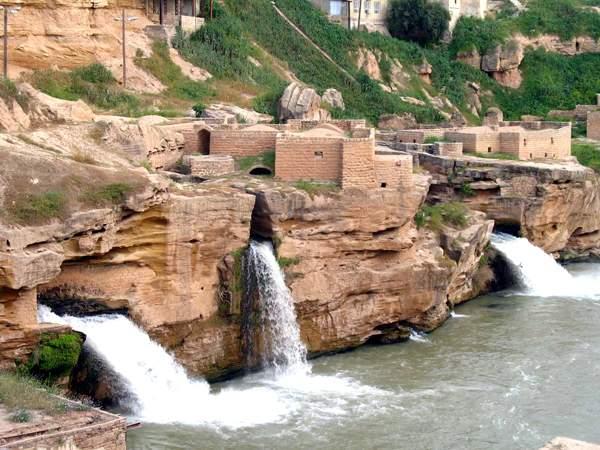 آبشارهای شوشتر 3