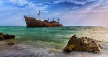 کشتی یونانی - جزیره کیش