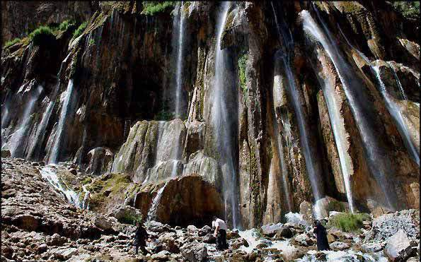 آبشار فدامی 3