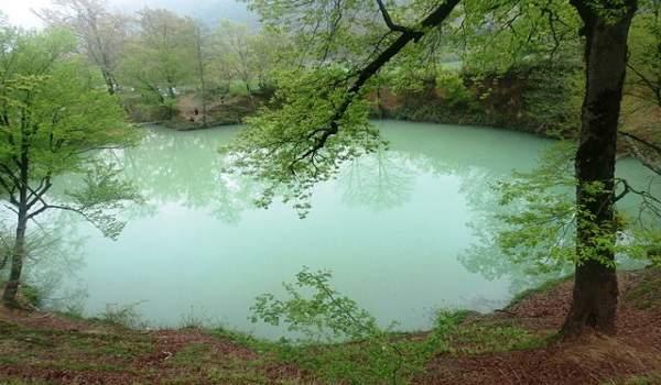 چشمه گل رامیان شهر رامیان