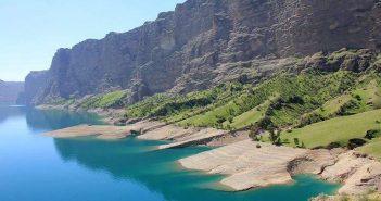 دریاچه شهیون سد دز