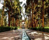 باغ فین کاشان یکی از اصلی ترین مدل باغ ایرانی