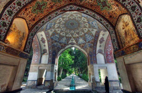 باغ فین استان اصفهان